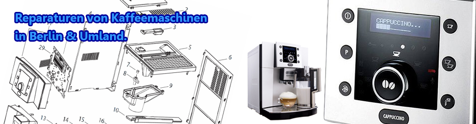 kaffeemaschinen-reparatur